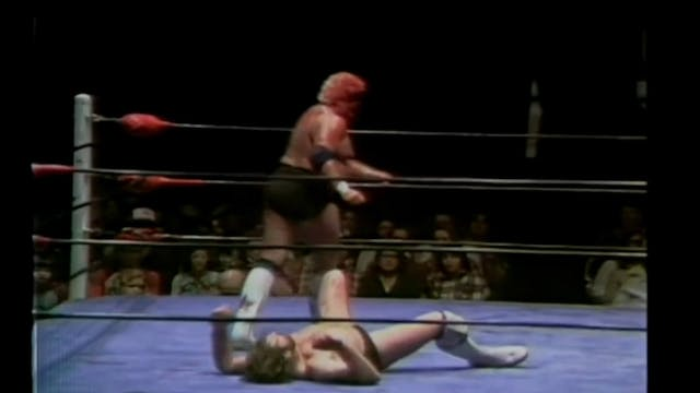 Dusty Rhodes vs. Jim Duggan