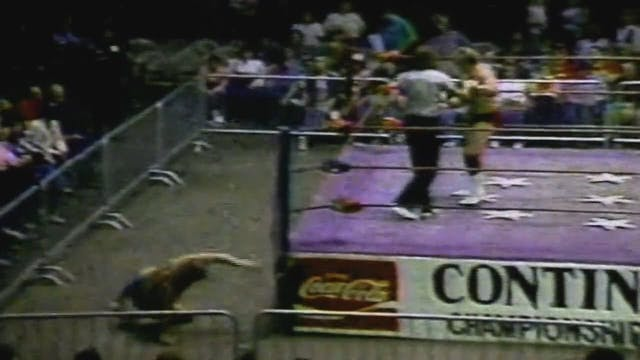 Tim Horner vs Tom Prichard