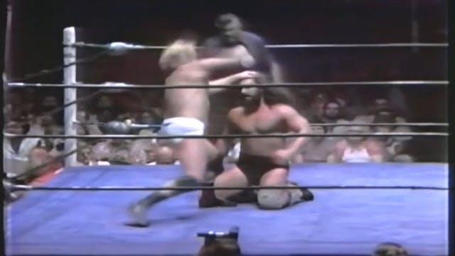 Bruiser Brody vs. Nick Bockwinkle (AW...