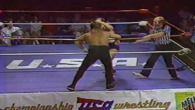 USA Wrestling Vol 1