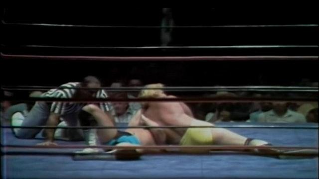 Nick Bockwinkle vs. Rick Morton (AWA Title)