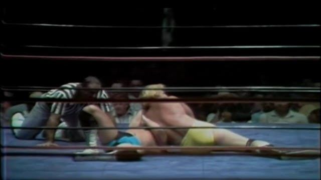 Nick Bockwinkle vs. Rick Morton (AWA ...