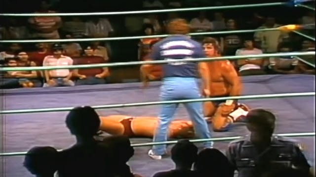 Dick Slater vs. Tom Prichard