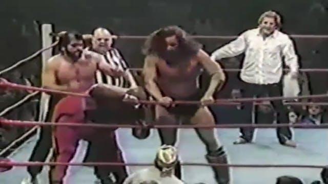 Bruiser Brody vs Abdullah the Butcher