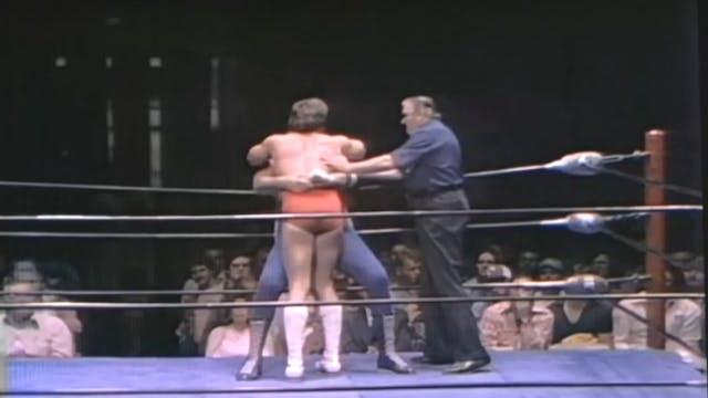 Ox Baker vs. Gino Hernandez