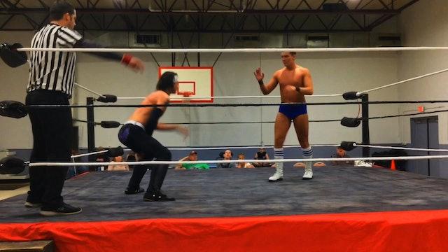 David Anthony vs. Nate Wilde (WFS TV Title)