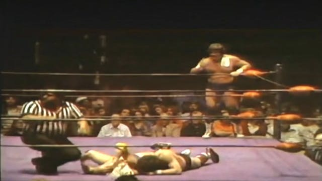 Dick Slater & Tommy Rich vs. Gino Her...