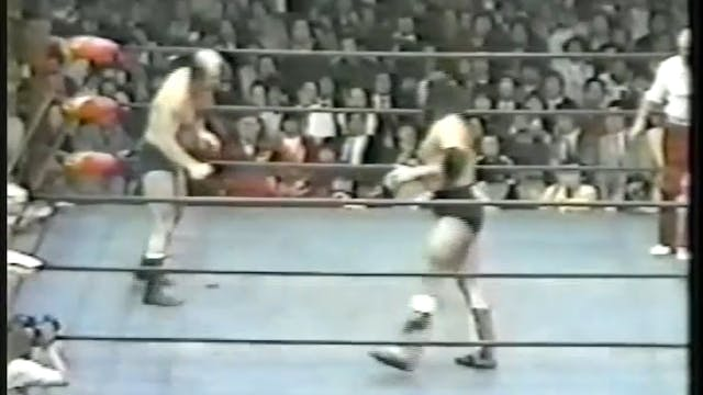 Bruiser Brody(King Kong Brody) In St. Louis