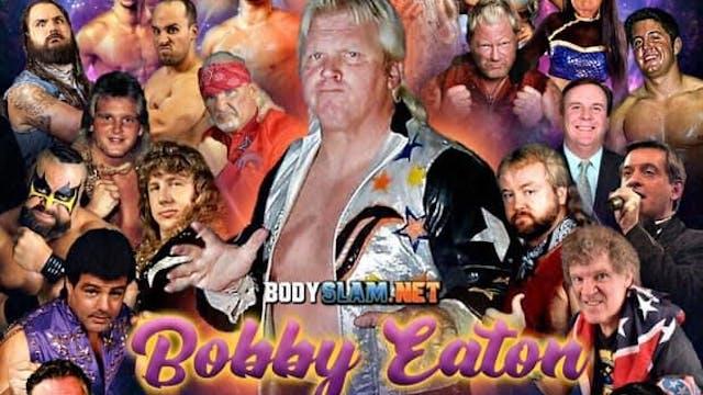 Bobby Eaton-A Night of Appreciation