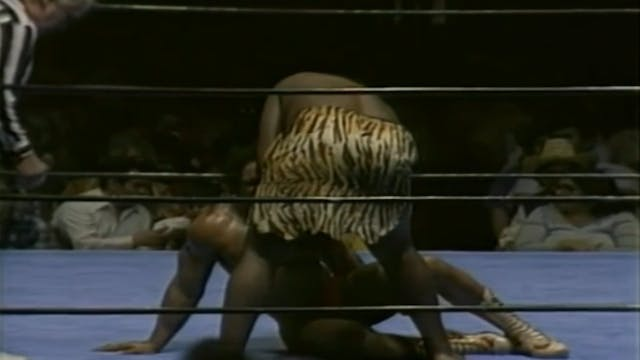 Kamala vs. Tony Atlas