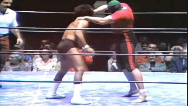 Tiger Conway Jr. vs. Ichiban