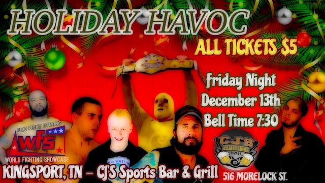 WFS Presents: Holiday Havoc