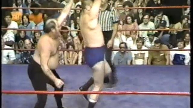 Larry Wright VS Gene Kinisky