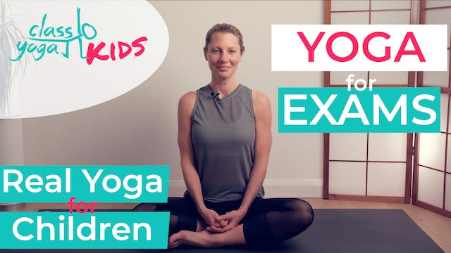 Yoga for Exams
