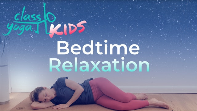 Bedtime Relaxation for Kids (Audio)