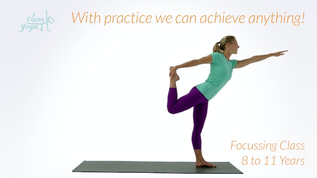 With practice we can achieve anything!