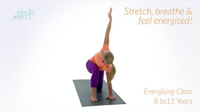 Stretch, breathe & feel energised!