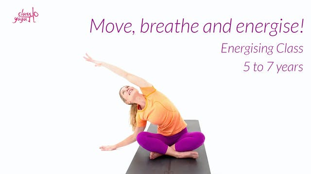 Move, breathe and energise!