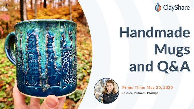 Handmade Mugs and Q&A