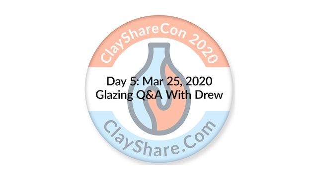 Glazing Q&A with Drew & Jess