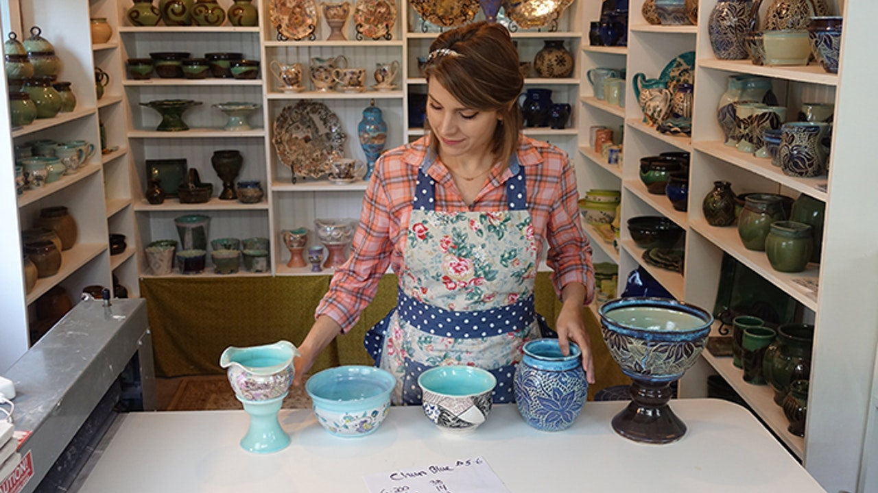 Mixing and Understanding Glaze Recipes