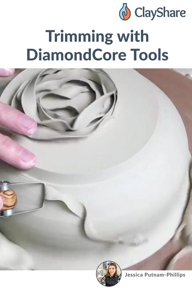 Trimming with Diamond Core Tools