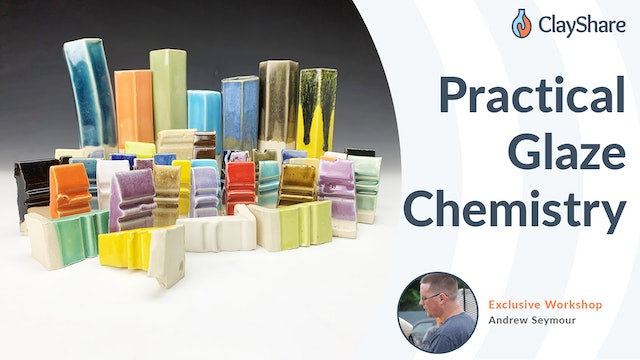 Practical Glaze Chemistry Workshop