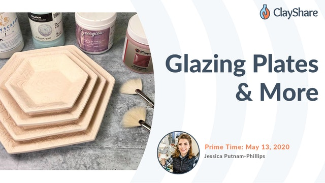 Glazing Plates & More