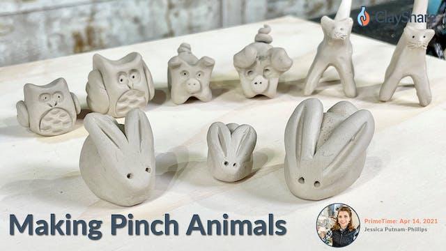 Making Pinch Animals