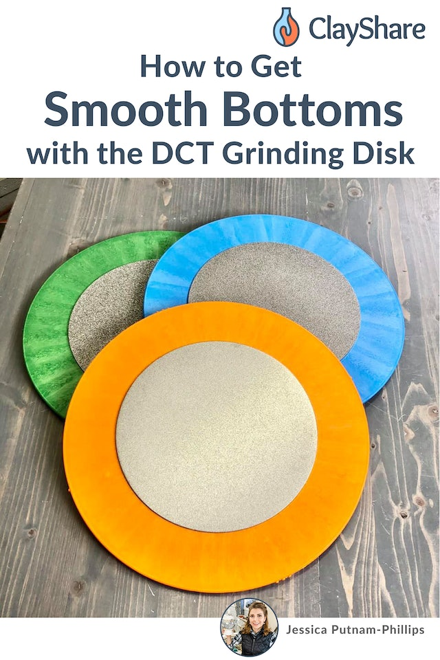 Smooth Bottoms with the DCT Grinding Disk