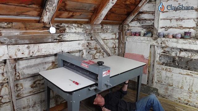 Slab-Roller-Tables
