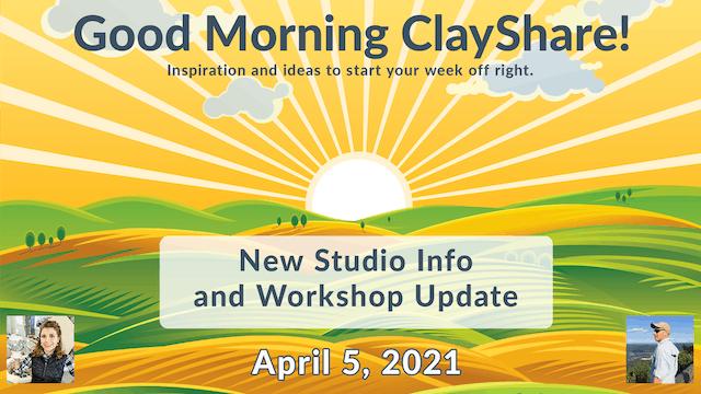 New Studio Info