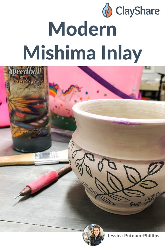 Modern Mishima Inlay