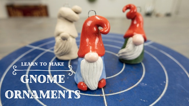Gnome Ornaments