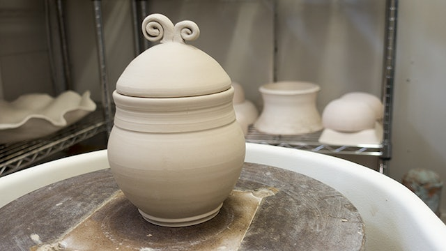 Lidded Jars