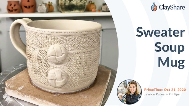 Sweater Soup Mug