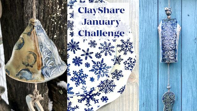 2021 ClayShare Challenge January Intro