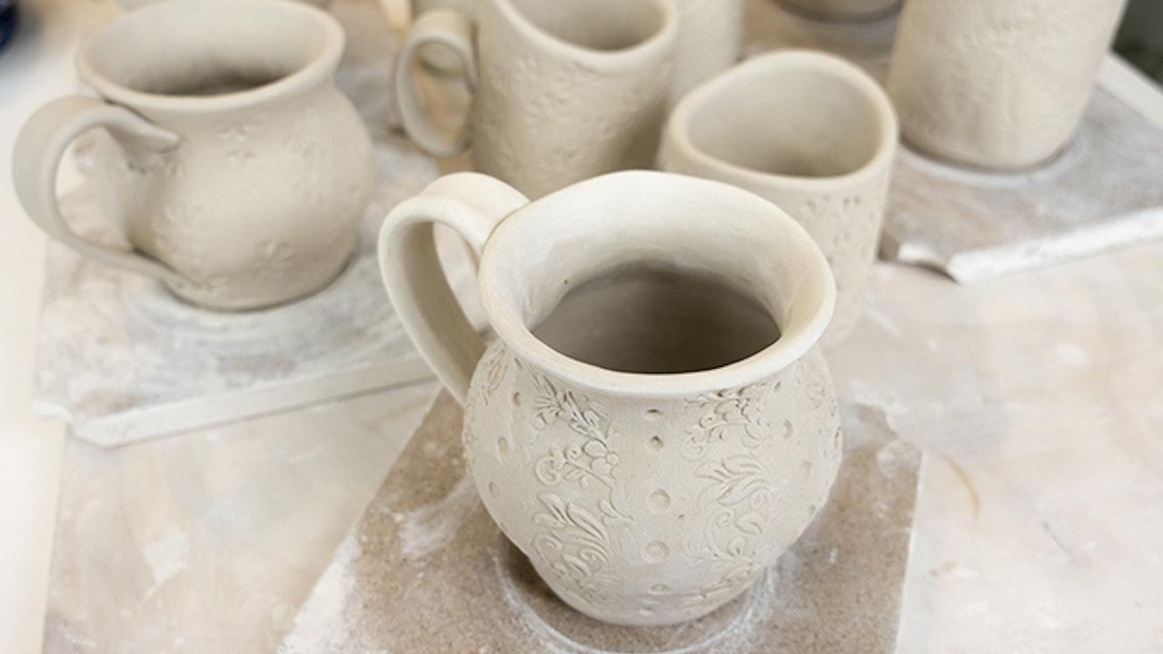 Extruding A Mug