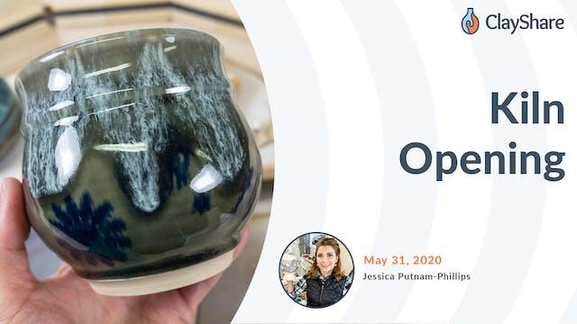 Kiln Opening - May 31, 2020