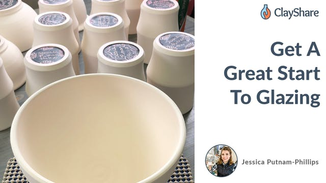 Get A Great Start to Glazing