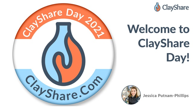 Welcome to ClayShare Day
