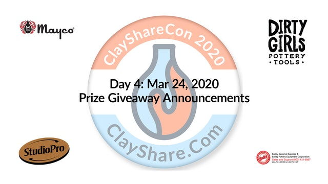Day 4 Prize Announcement
