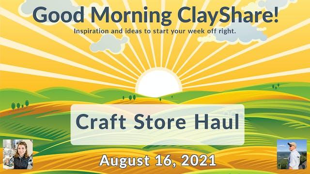 Craft Store Haul