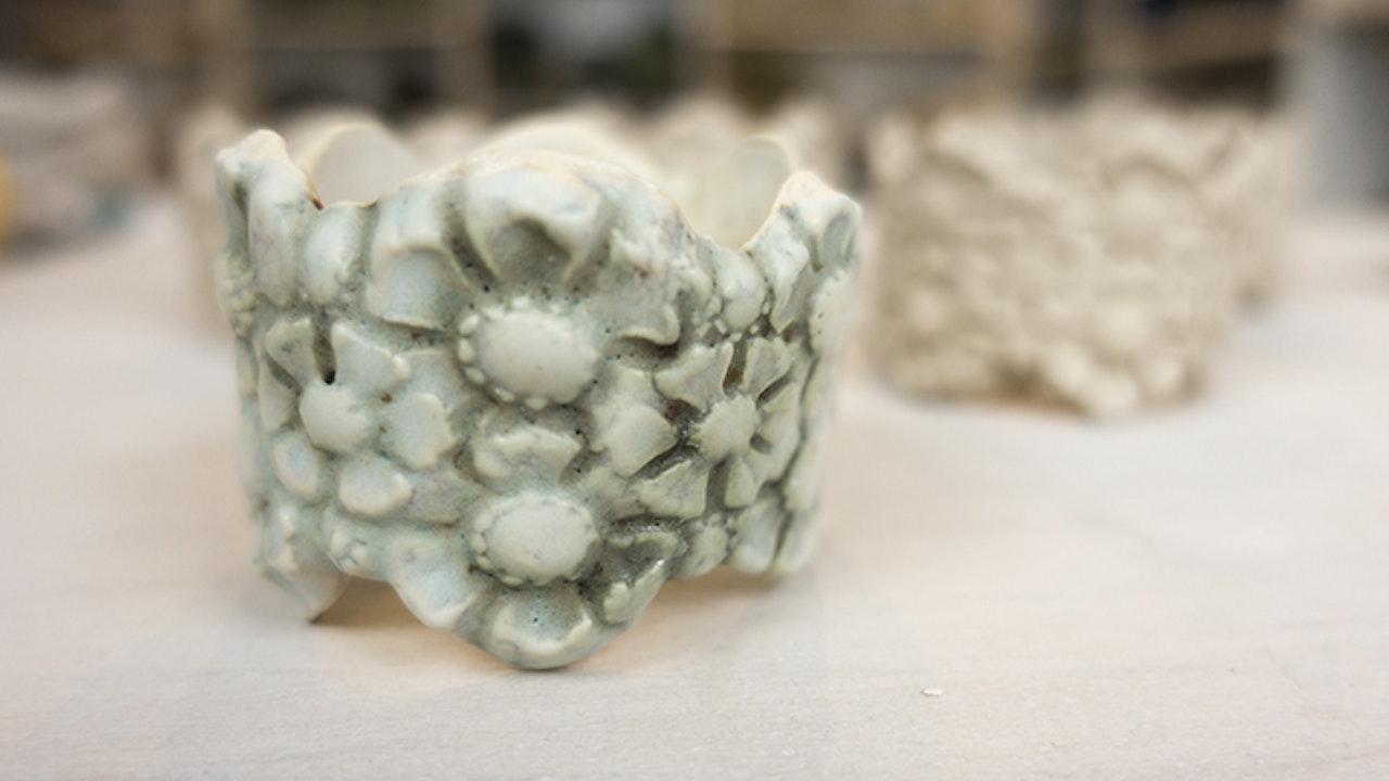 Vintage Style Napkin Ring