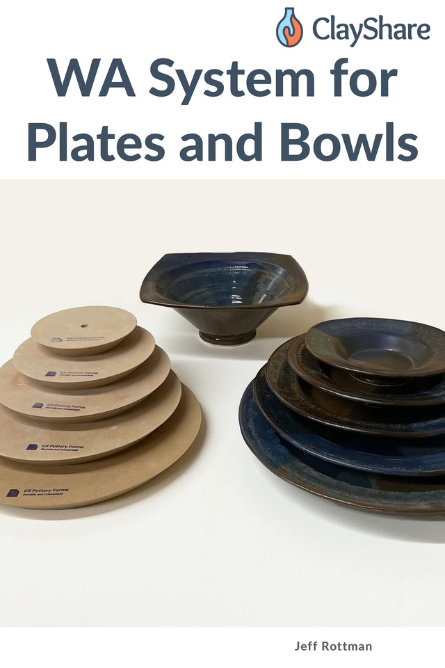 WA for Plates and Bowls