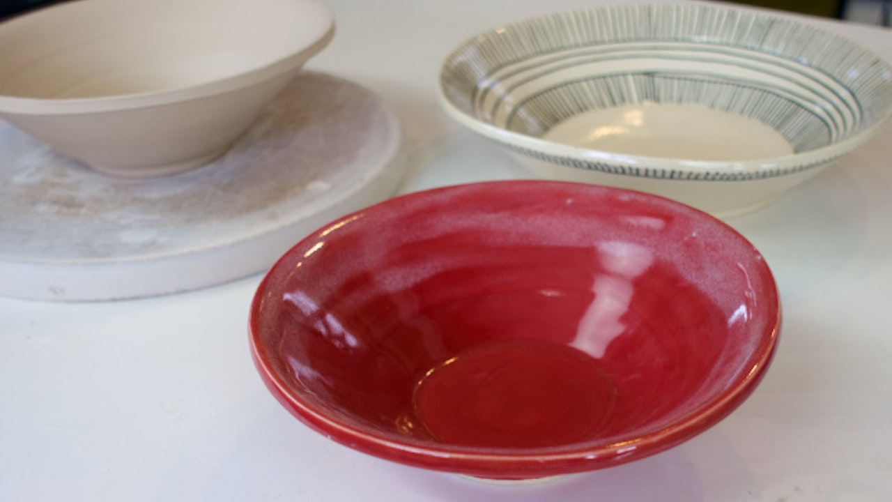 Make Bowls with GR Pottery Forms