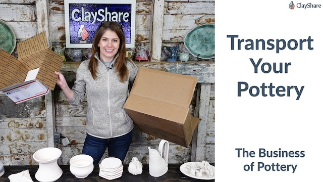 Transport Your Pottery