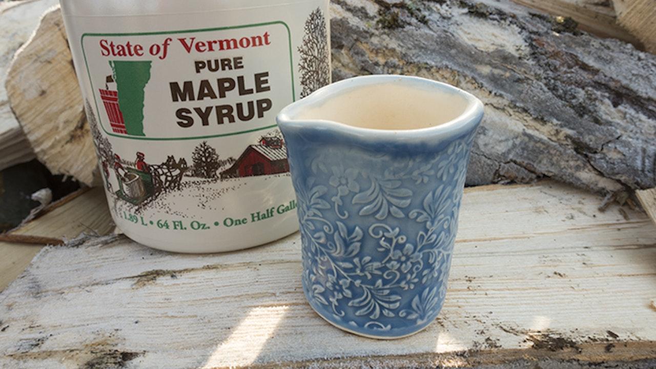 Syrup Pourer