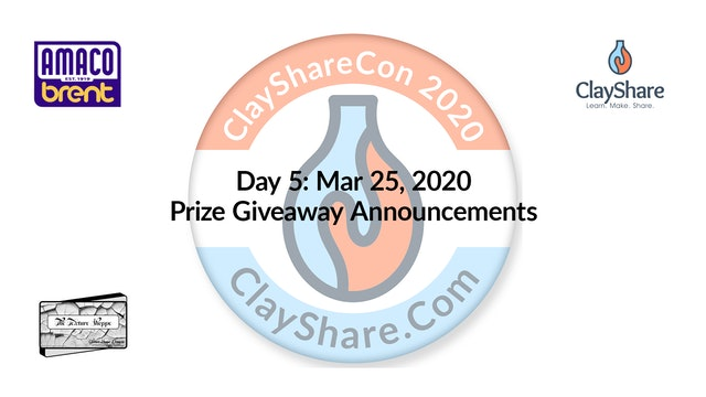 Day 5 Prize Announcement