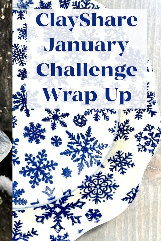 January Challenge Wrap Up